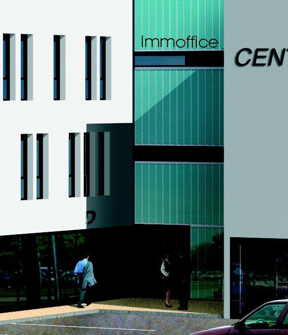 Centre d'affaires Vannes - Nord